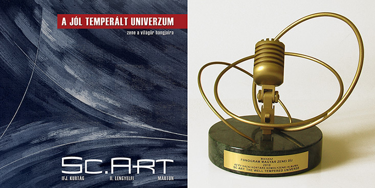 Sc.Art | A jól temperált univerzum