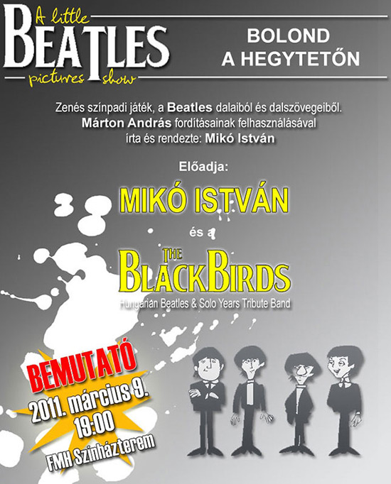 Blackbird | Márton András