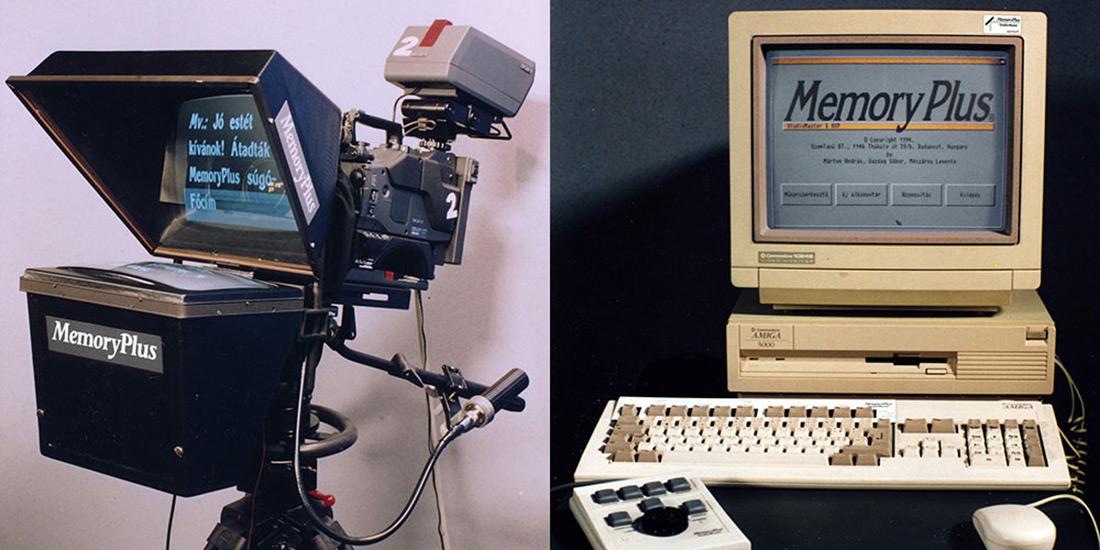 MemoryPlus | Súgógép | Amiga