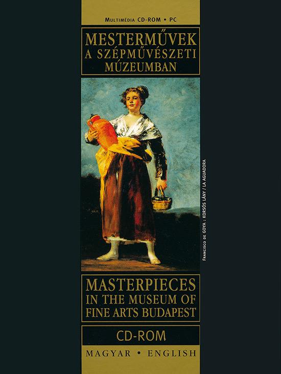 Szépművészeti Múzeum | CD-ROM | borító