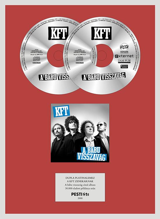 KFT | Platinalemez