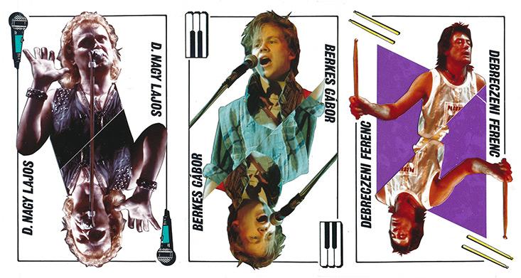 Rocky kártyajáték | Márton András | Wahorn András