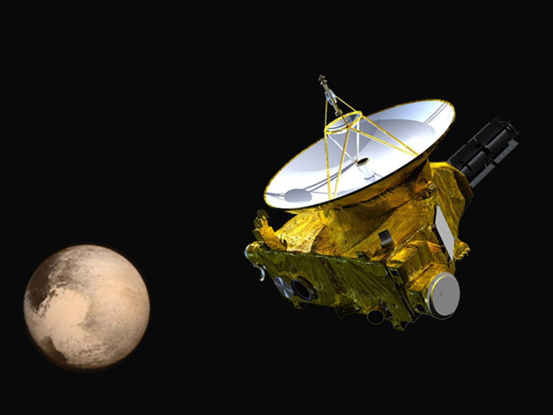 One Earth New Horizons Message