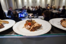 Márton András - időutazó vacsora - római kor